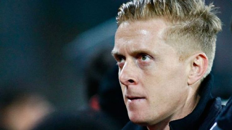 Garry Monk's interim tag was removed as he signed a three-year deal to come Swansea's new permanent manager.
