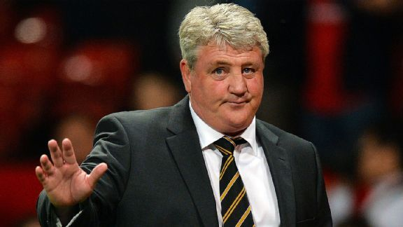 Steve Bruce's will ready themselves for their FA Cup final versus Arsenal with a home date against Everton.