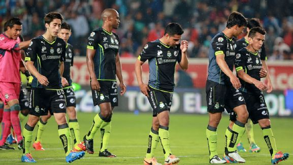 Santos will have to overcome a two-goal deficit for the second time in the liguilla in order to advance to the final.