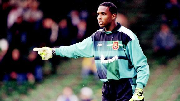 Shaka Hislop enjoyed a long Prem career but says nothing compares to the World Cup.