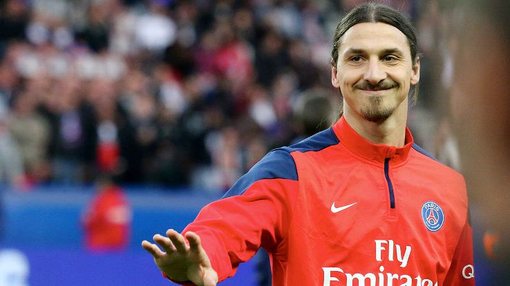 Another day, another golazo from Zlatan Ibrahimovic.