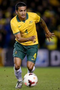 Tim Cahill is Australia's all-time top goal scorer.