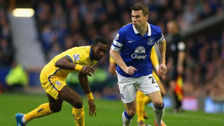 Seamus Coleman has been the Prem's stand-out right-back.