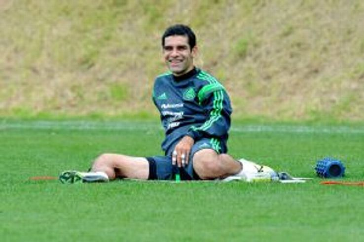 Rafa Marquez is set to become the first player in the history of the game to captain his country at four different World Cups.
