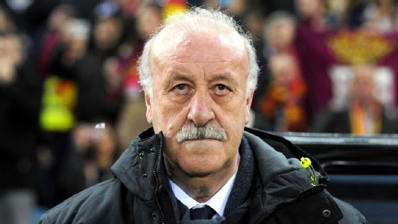 An embarrassment of riches means del Bosque has some difficult decisions to make.