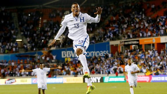 Carlo Costly and Honduras are convening in South Florida to ready themselves for the World Cup.