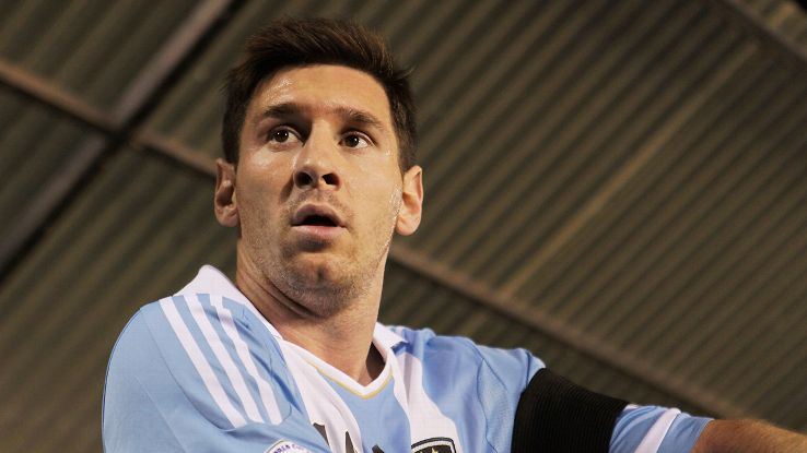 Argentina's Lionel Messi has faced some of the toughest questions in his career to date ahead of this World Cup, but it could be his time to shine.