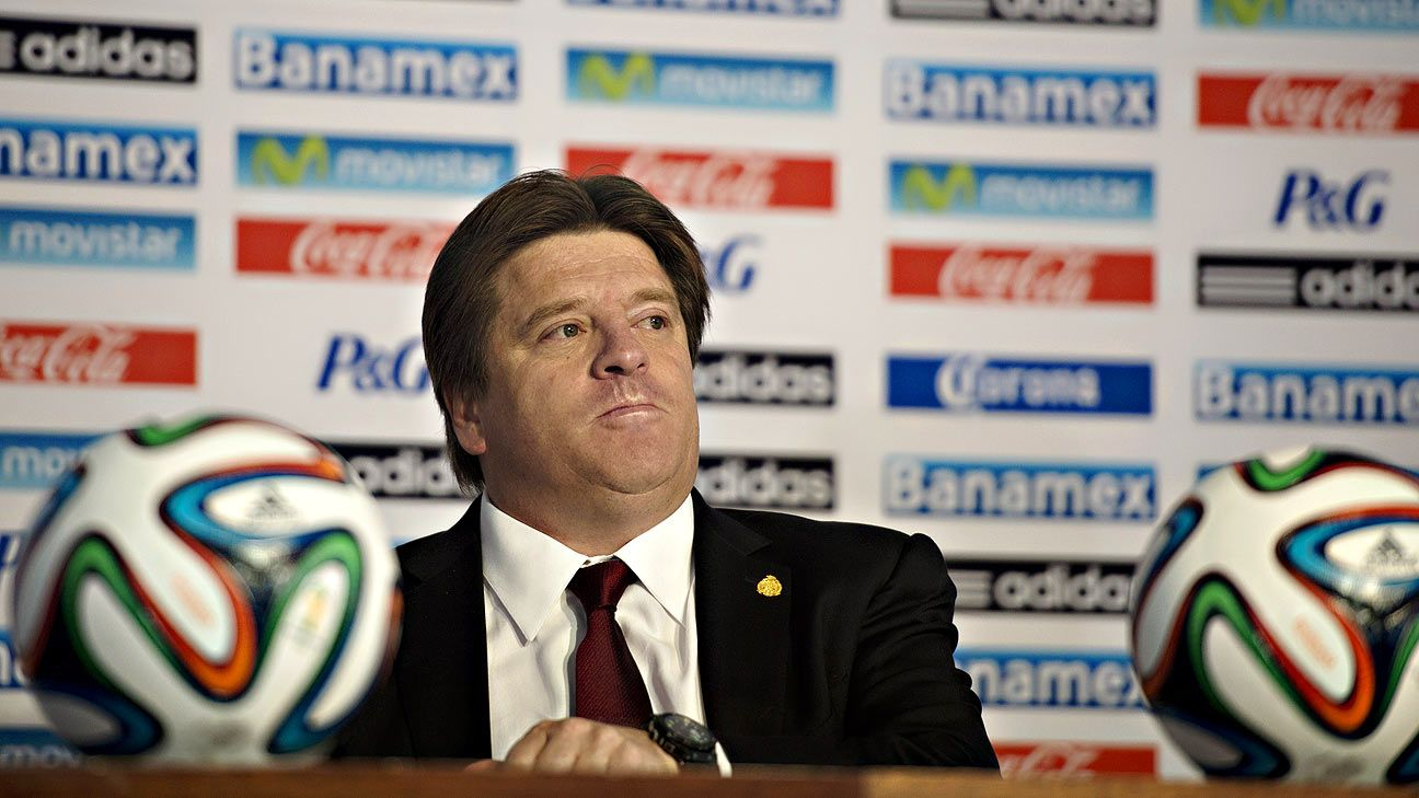 El Tri head coach Miguel Herrera's 2018 World Cup roster could well see a number of naturalized Mexicans featured.