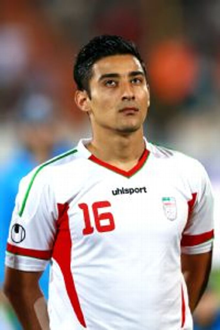 Reza Ghoochannejhad has scored nine times in his 11 career international matches for Iran.