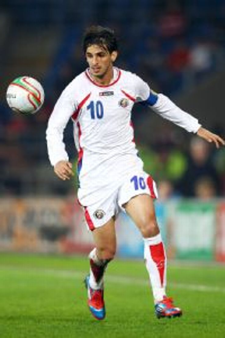 Bryan Ruiz's three goals during the final round of qualifying helped Costa Rica book their trip to the World Cup.