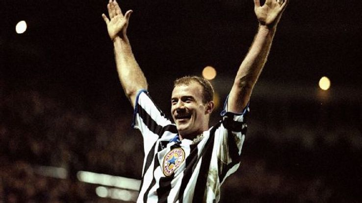 With 260 goals, Shearer is the leading scorer in Premier League history.