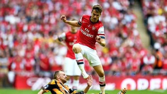 A flutter on Aaron Ramsey proved prescient given his winning goal.