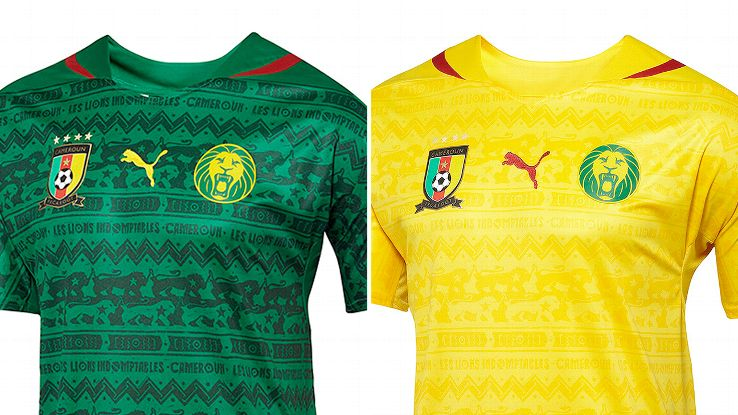 Rating World Cup Kits 32 25 Espn Fc