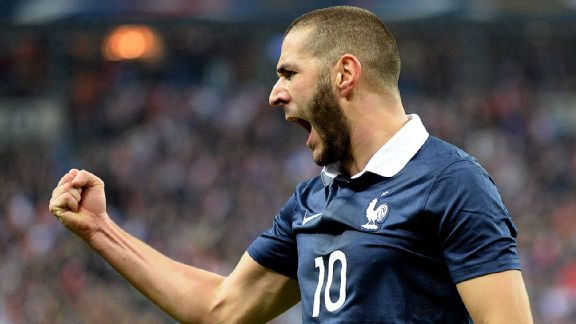 Karim Benzema has shone for France in recent months, but if he fails to deliver in Brazil, it could be the end of his time with Les Bleus.