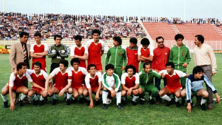 Algeria were not heavily regarded prior to the 1982 World Cup, but by the end they had pulled off one of the biggest upsets in tournament history.
