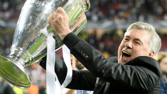 Having chased Modric for many years, Ancelotti won his third Champions League as a manager with the Croatian in his midfield.