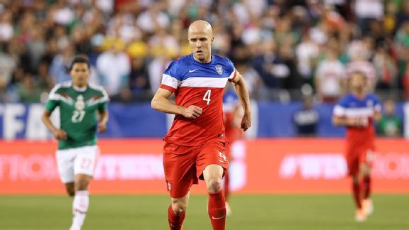 Michael Bradley is best of the U.S. but his inability to cement himself at Roma has hurt his reputation.
