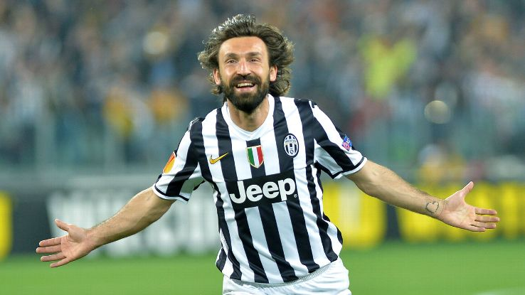 Getting Andrea Pirlo on a free from Milan was quite the coup for Juventus.