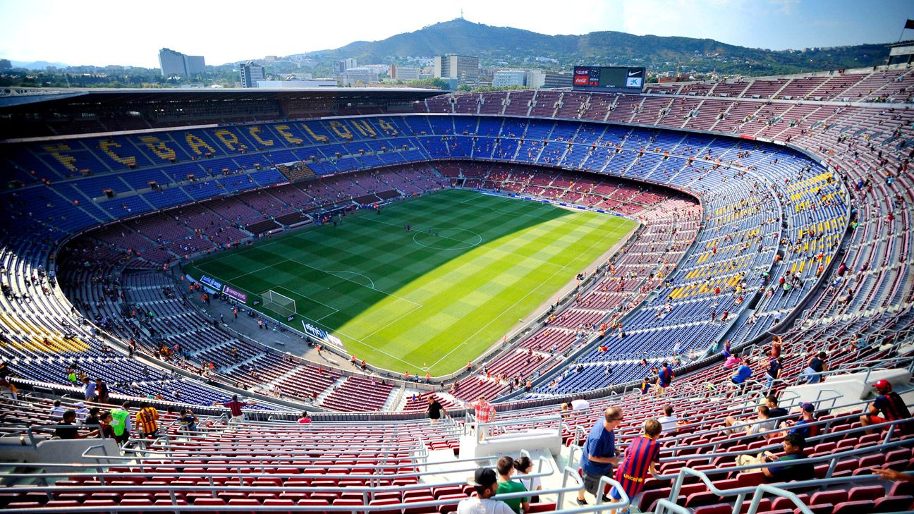 Barcelona will Camp not players  Nou sell fund to