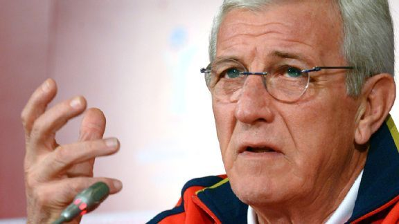Marcello Lippi won the 2006 World Cup for Italy by placing an emphasis on his system, not talent.