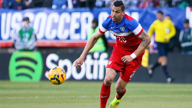 Geoff Cameron's Premier League experience will be vital in organizing a green back line.