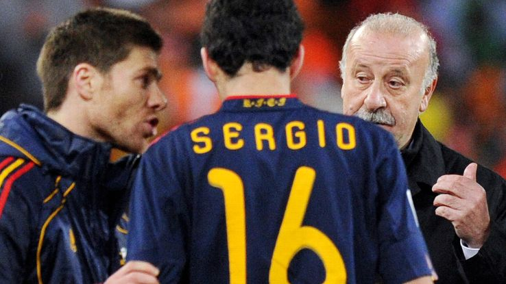 Alonso and Del Bosque aren't the only ones who covet Busquets' extraordinary skills.