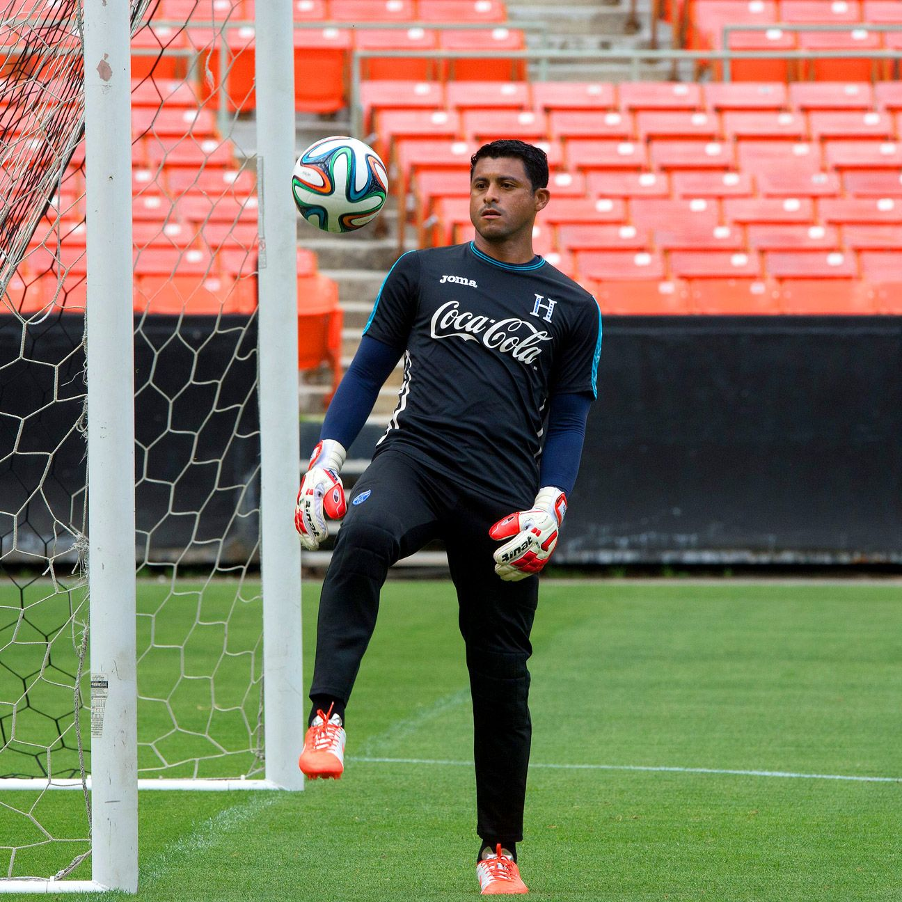 Despite failing to start for his club team, Noel Valladares remains a vital cog for Honduras.
