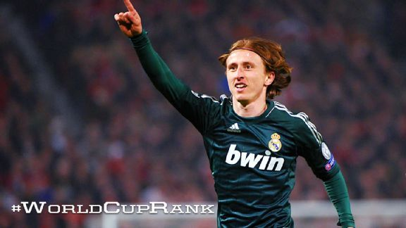 Modric has convinced the critics and established himself as a key man for Real Madrid.