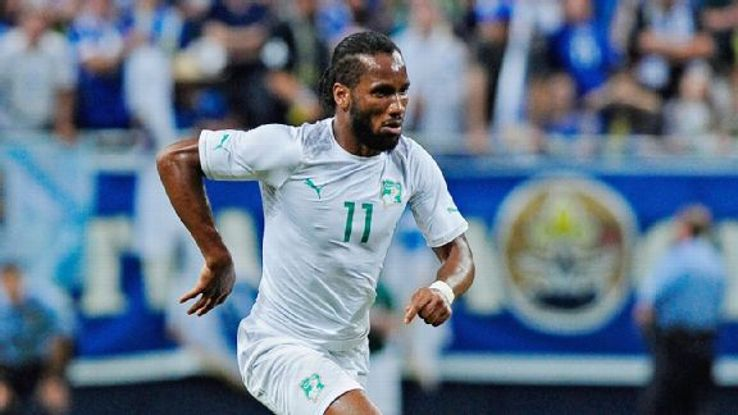 Didier Drogba showed he can still make an impact by scoring the Ivory Coast goal versus Bosnia.