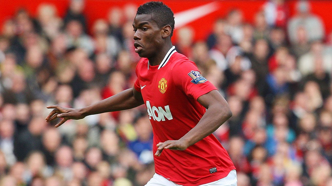 Paul Pogba is the one that got away from Sir Alex Ferguson and