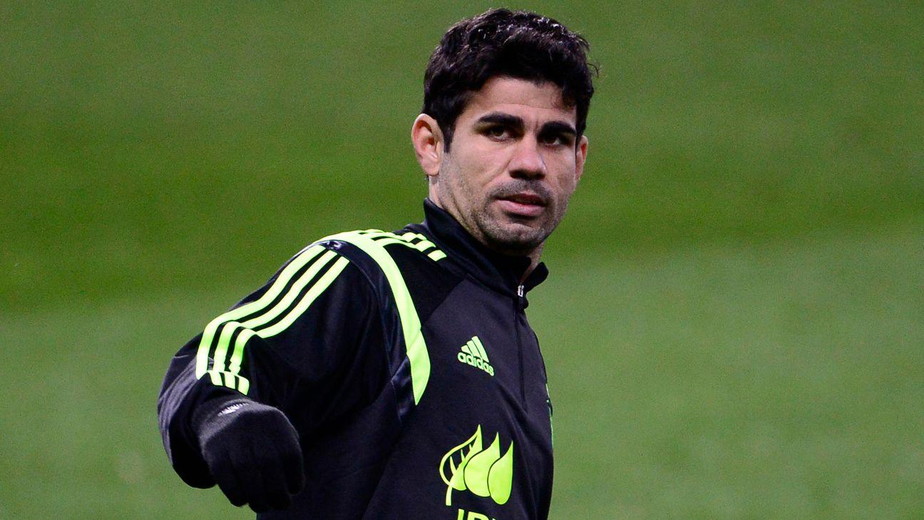Diego Costa hopes to face El Salvador