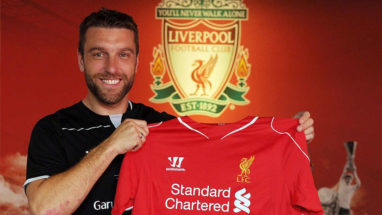 Rickie Lambert's versatile play should suit Brendan Rodgers' Liverpool.