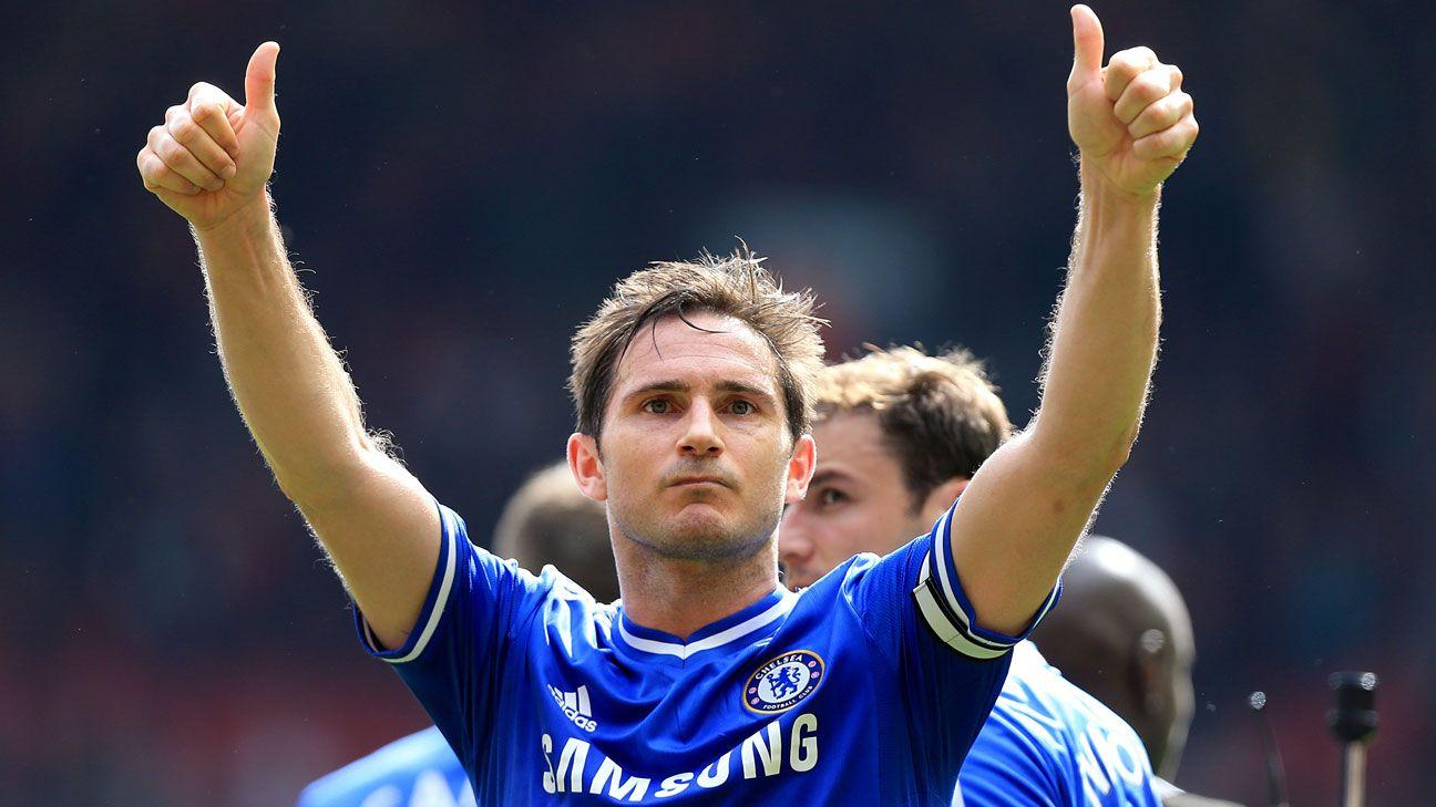 Chelsea Slavia Detail: Frank Lampard Retires: Chelsea Legend's Sensational Career