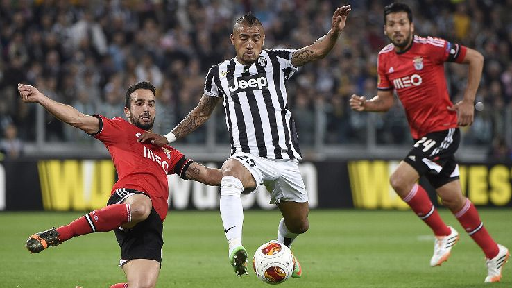 Vidal is the man upon whom Chile's World Cup hopes rest. Will he be fit in time?