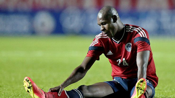 Colombia let another lead slip through their fingers in a 2-2 draw with Senegal.