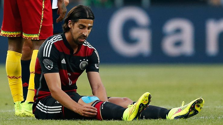Sami Khedira still isn't fit for duty in midfield. Is time running out for him to regain form?
