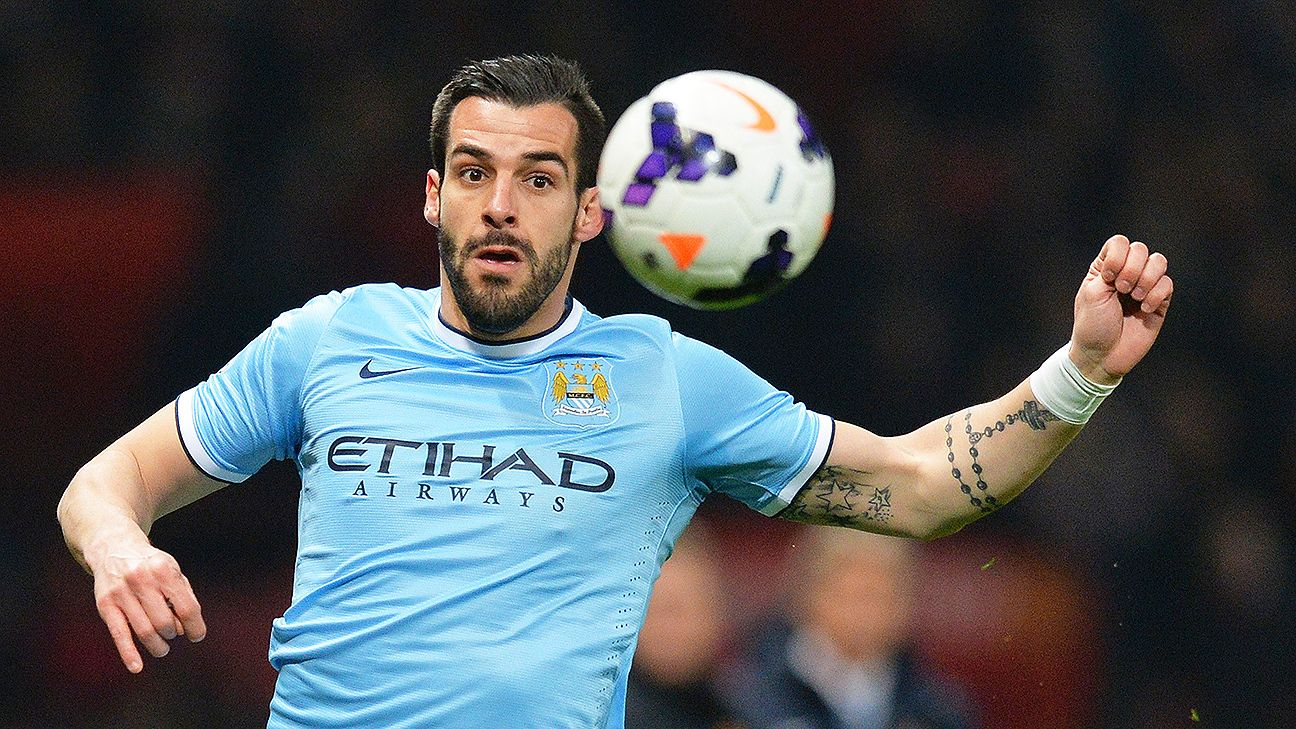 Despite a blistering start to the season at Man City, Negredo's struggles since January doomed him in the end.