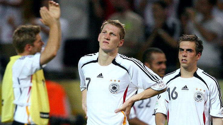 Podolski and Lahm were part of the side that lit up the 2006 World Cup. This summer might be their last chance at international glory.
