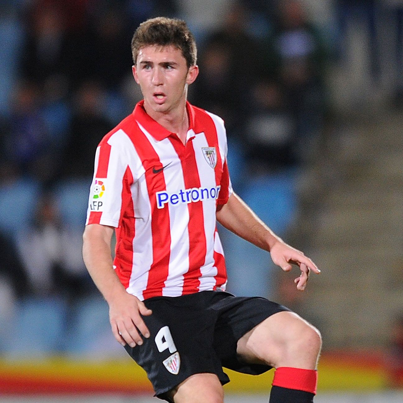 athletic bilbao defender aymeric laporte may give up on