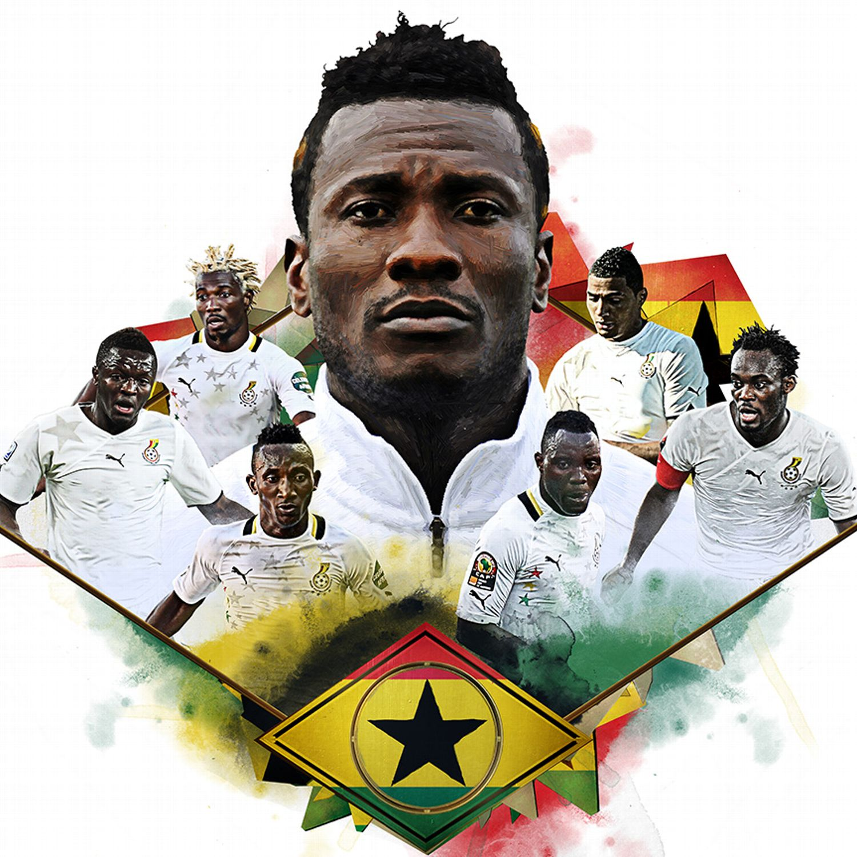 32 Teams in 32 Days -- Ghana - ESPN FC