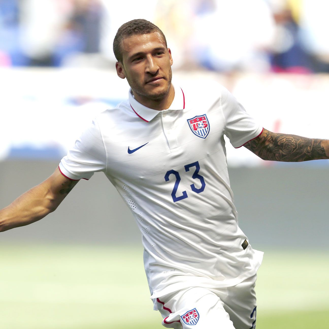 Fabian Johnson can play on either flank, but expect him to line up at right back in the World Cup.