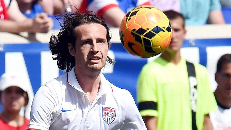 Since inheriting Landon Donovan's No. 10 shirt, Mix Diskerud has become one of the Americans' most creative players.