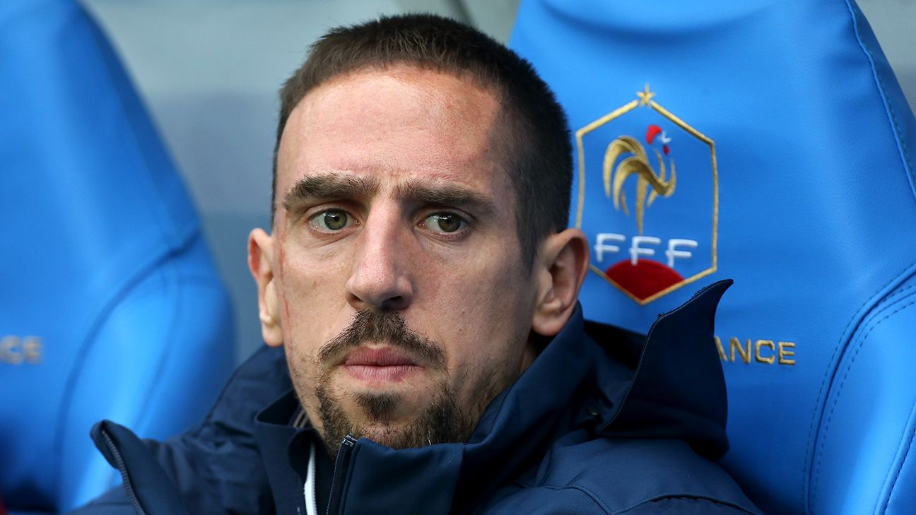 Time is running out for Franck Ribery to lead France at this World Cup. But there's still faint hope ...