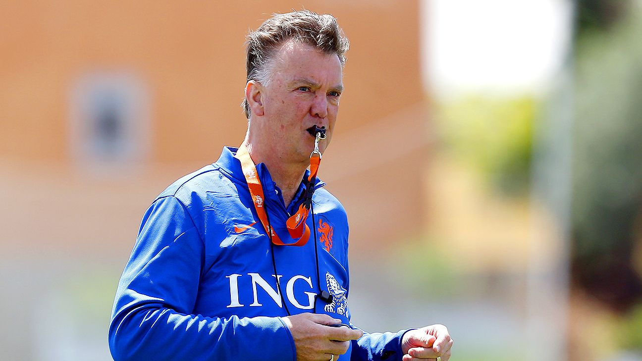 Louis van Gaal's direction will be instrumental in blooding youngsters at Manchester United.