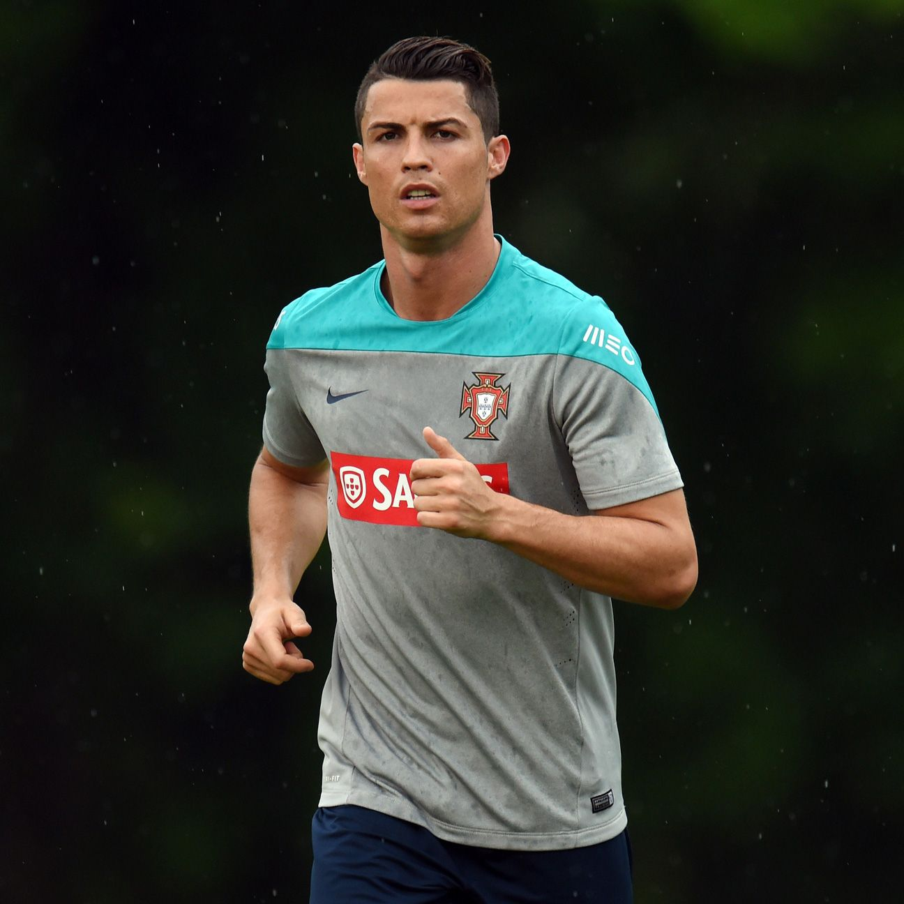 Cristiano Ronaldo scored four times for Portugal at the 2018 World Cup.