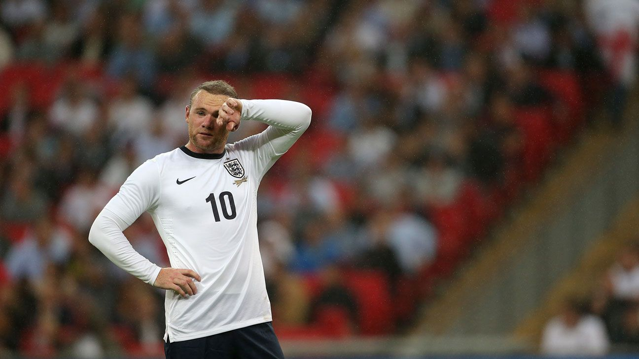 England's Wayne Rooney has not impressed at World Cups, but now is his chance.
