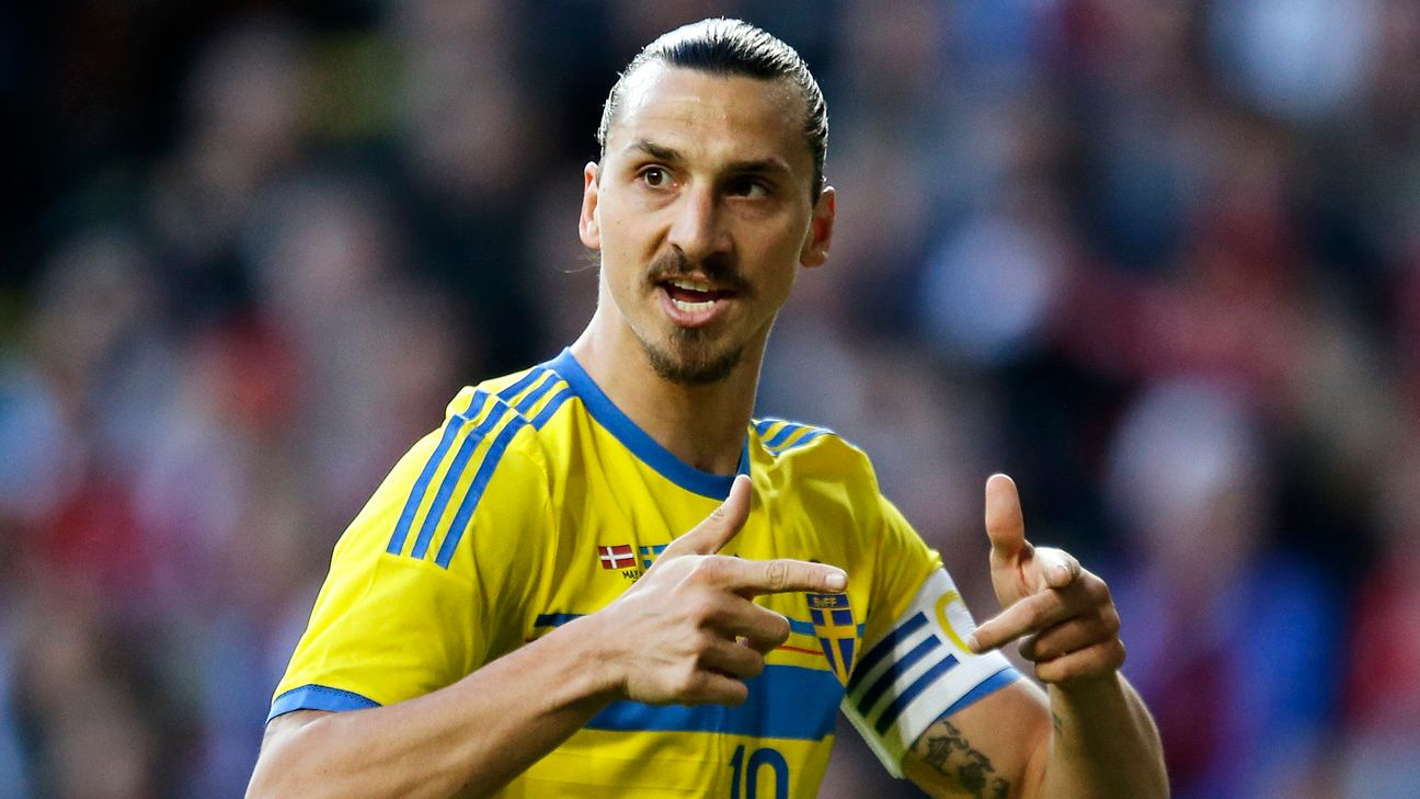 Zlatan Ibrahimovic39;s heel injury is 39;inexplicable,39; says Sweden d