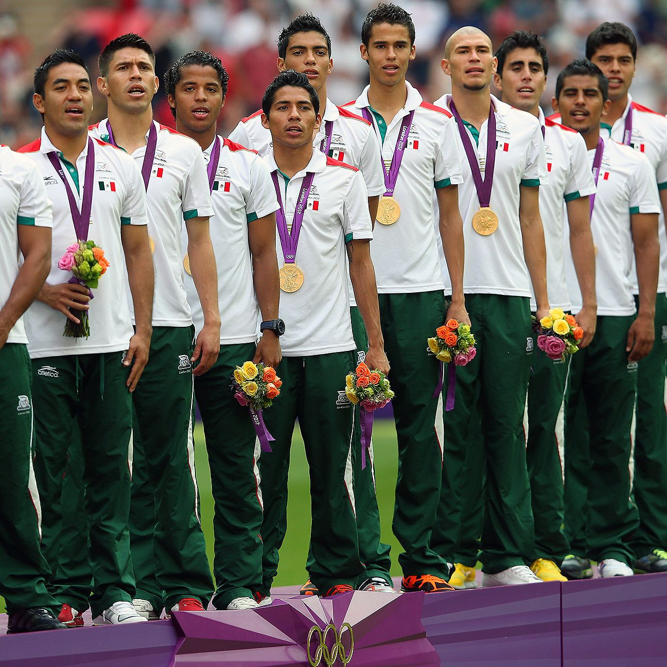 Mexico's Olympic gold could be a steppingstone prior to success in Brazil.