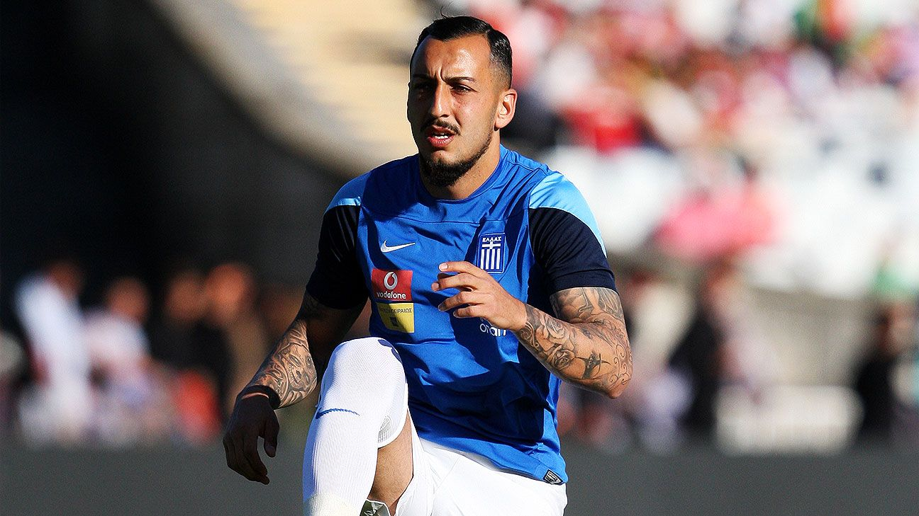 Greece will be leaning on striker Kostas Mitroglou to be in fine form in Brazil.