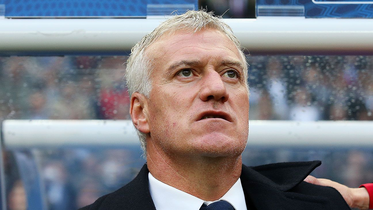 Didier Deschamps hopes to put France's dismal 2010 World Cup campaign in the past with a bright showing in Brazil.